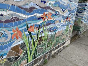 Mosaic in North Creek
