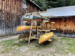 Boats ready to go