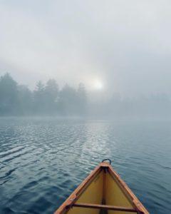 Sunrise at Lake Durant