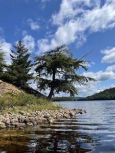 North Lake view
